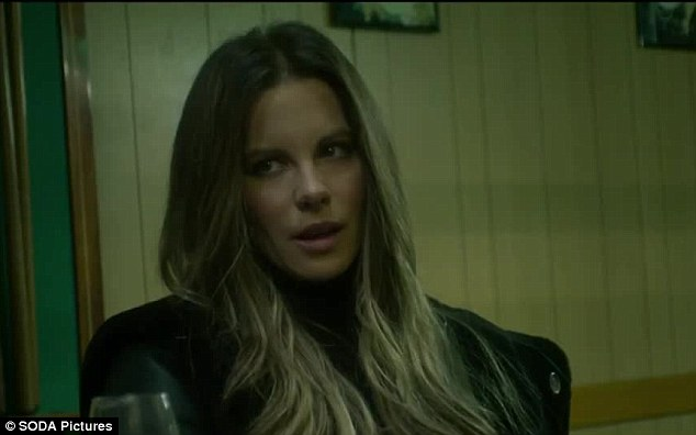 Kate beckinsale the face of an angel naked
