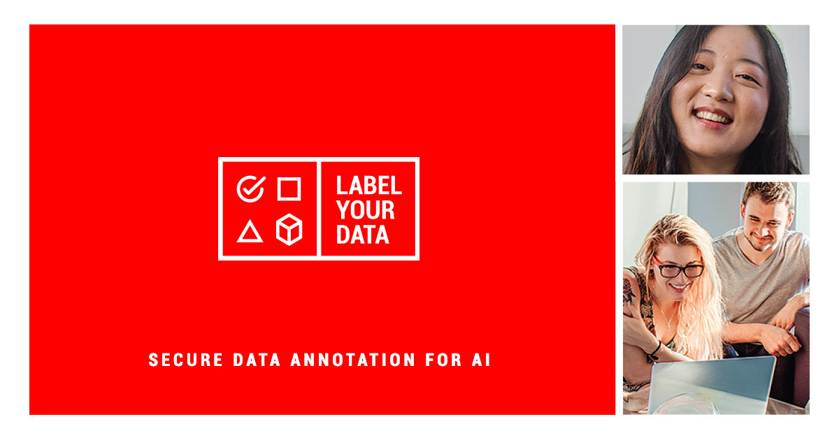 Label your data