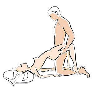 Positions to make girls cum
