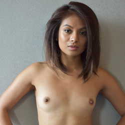 Naked ladies with small boobs