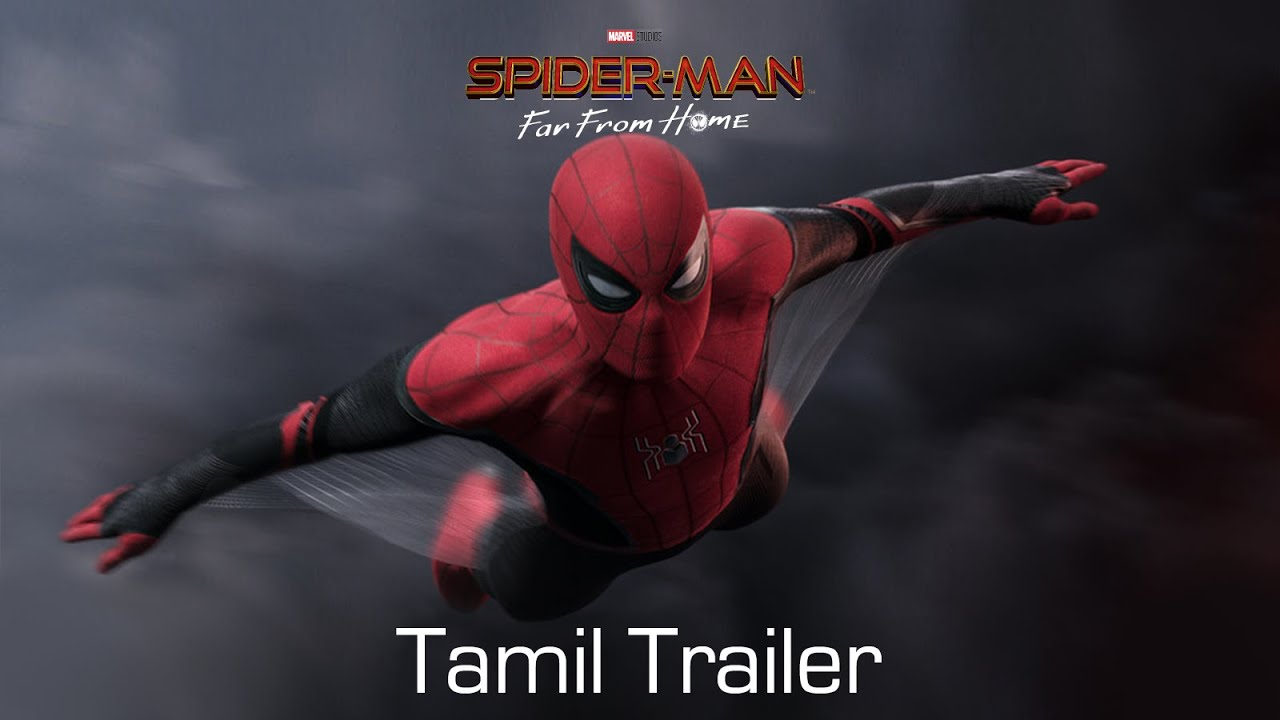 Spider man video song tamil