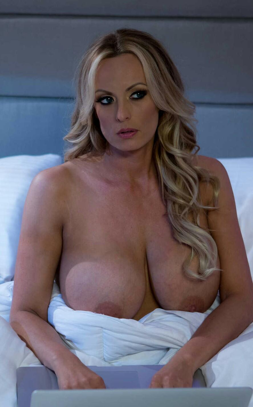 Stormy tits
