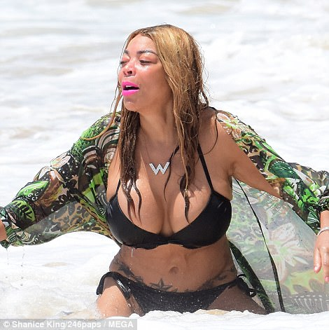 Wendy williams topless pics